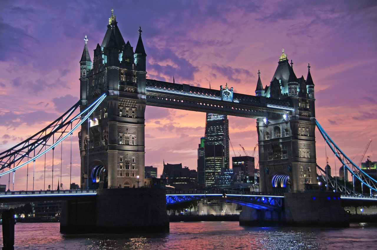 pont a Londres - london