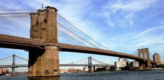 pont de brooklyn a new york