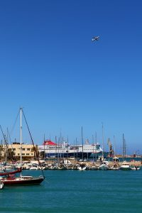 Ville portuaire heraklion