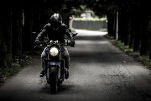 randonnée en moto
